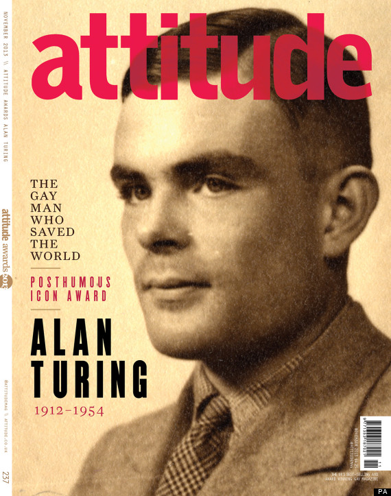 Alan Turing honoured